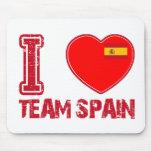 spanish sport designs mouse pad
