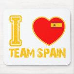 spanish sport designs mousepad