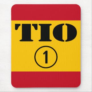Spanish Uncles : Tio Numero Uno Mouse Mat