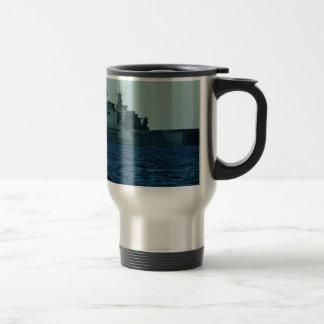 Spanish Warship Travel Mug