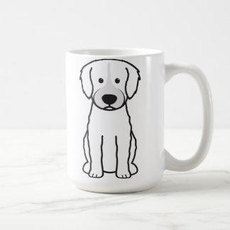 Spanish Water Dog Basic White Mug