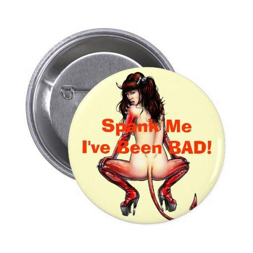 Spank Me Button