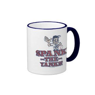 Spank the Yanks Anti-Yankee Gear Coffee Mugs