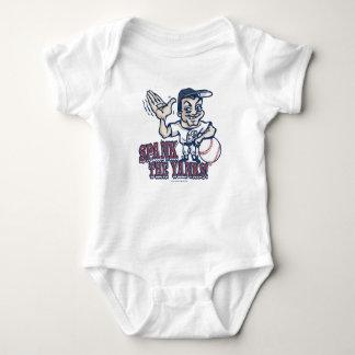 Spank the Yanks Gear Baby Bodysuit