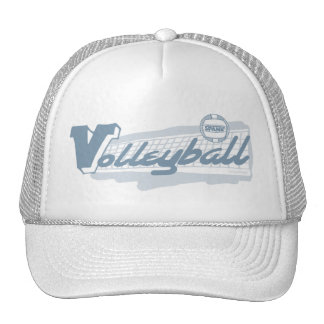 Spank Volleyball Mesh Hats