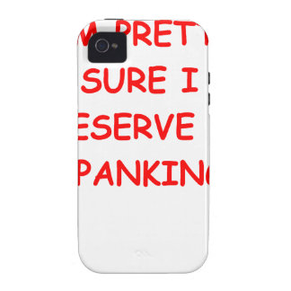spanking iPhone 4/4S cover
