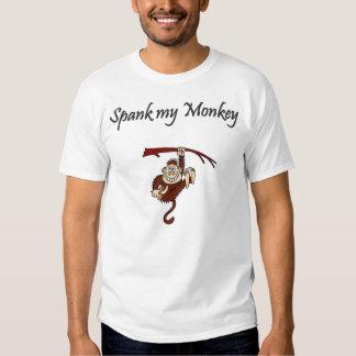 spankmonkey t-shirts