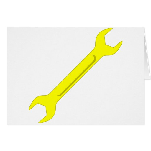 spanner greeting cards