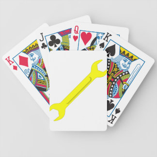 spanner bicycle poker cards