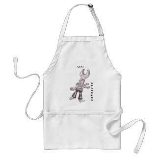 Spanners Aprons