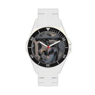 Spanners Classic Stainless Steel Watch