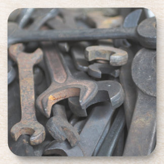 Spanners Cork Coasters