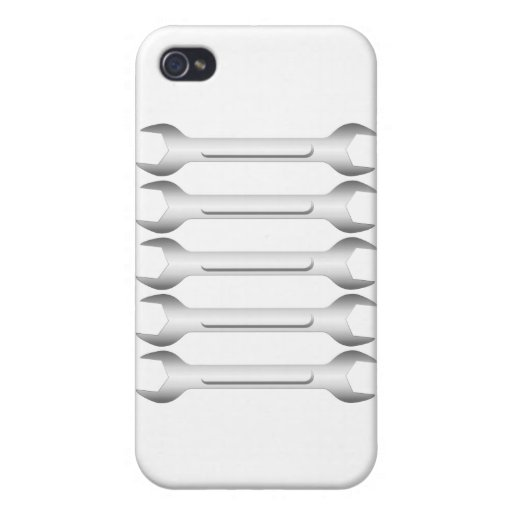 Spanners iPhone 4/4S Cases