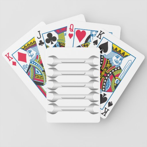 Spanners Card Deck