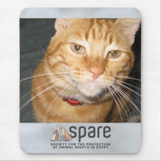 SPARE cat mousepad