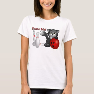 Spare Me Cat T-Shirt