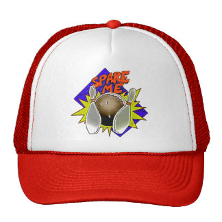 SPARE ME TRUCKER HATS
