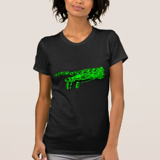 Spark of Life - Hand of a Cyborg God (Neon Green) Shirts