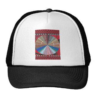 Sparkle CHAKRA - Cosmic Healing Energy LOWPRICE ST Mesh Hats