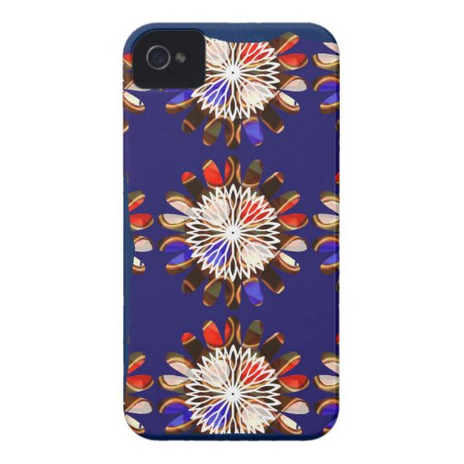 SPARKLE Chakra Sunflower Graphic Design GIFTS FUN iPhone 4 Cover