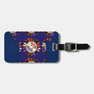 SPARKLE Chakra Sunflower Graphic Design GIFTS FUN Tag For Bags