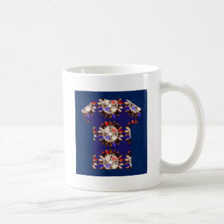 SPARKLE Chakra Sunflower Graphic Design GIFTS FUN Classic White Coffee Mug