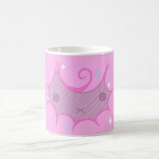 sparkle cotton coffee mug