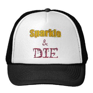 Sparkle & Die Cap