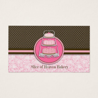 Sparkle & Dots Cake Bakery : Business Cards