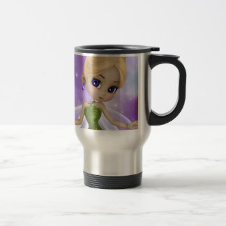 Sparkle Fairy Stainless Steel Travel Mug
