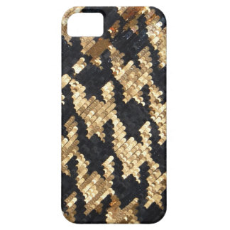 Sparkle Glitter Gold Bling iPhone 5 Cases