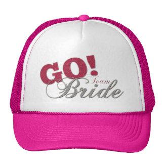 Sparkle Go Team Bride Cap