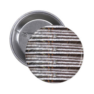 SPARKLE Jewel STRINGS pattern NavinJOSHI NVN101 6 Cm Round Badge