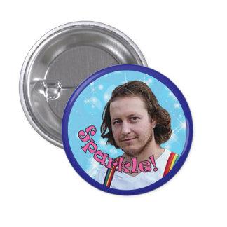 Sparkle Kurt!, 1¼ Inch Round Button