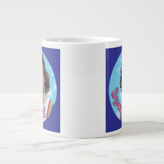 Sparkle Kurt Jumbo Mug
