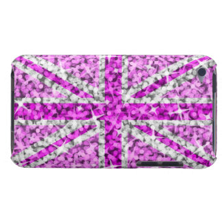 Sparkle Look UK Pink iPod Touch barely there Barely There iPod Covers