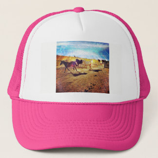 Sparkle Ponies Trucker Hat