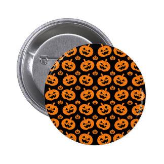 Sparkle Pumpkins 6 Cm Round Badge
