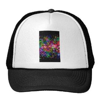 Sparkle Rainbow bubbles Cap