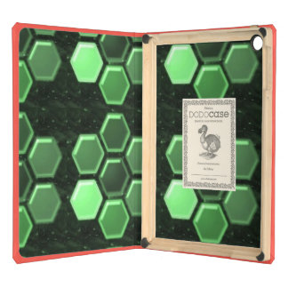 sparkle SEXAGON HEXAGON : Elegant  Safety Tools Cover For iPad Air