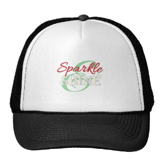 Sparkle & Shine Trucker Hat