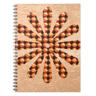 Sparkle Star Decoration Goodluck Gifts Colorful Notebook