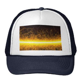 Sparkle swish trucker hat