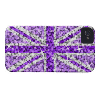 Sparkle UK Purple BlackBerry Bold barely there Blackberry Bold Covers