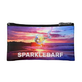 Sparklebarf Cosmetic Bag