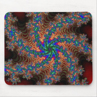 Sparkler Whirling Mouse Pads