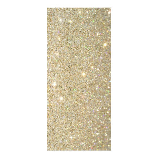 Sparkles Glitter Rack Card