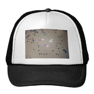 Sparkles Mesh Hats