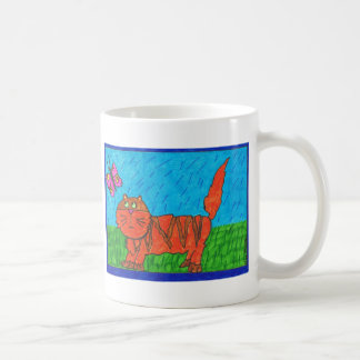 sparkles sparkles and the butterfly Coffee Mug