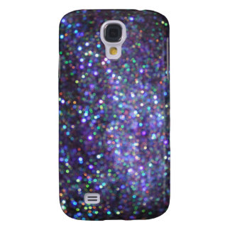Sparkles- Speck® Fitted™ Hard Shell Case for iPhon Samsung Galaxy S4 Cover